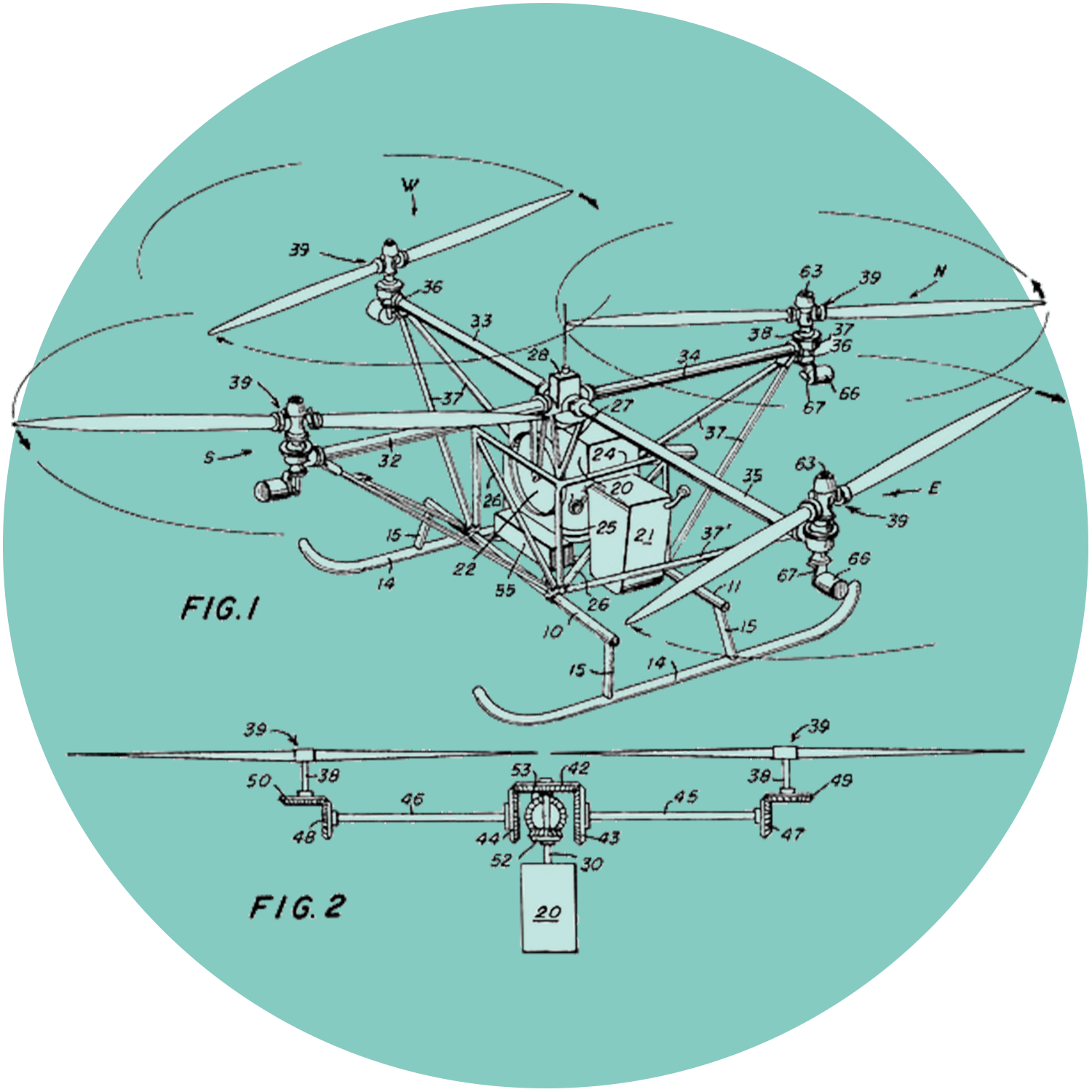 Omni-directional, Vertical-lift, Helicopter Drone by Vanderlip // PerfectXL Spreadsheet Validation