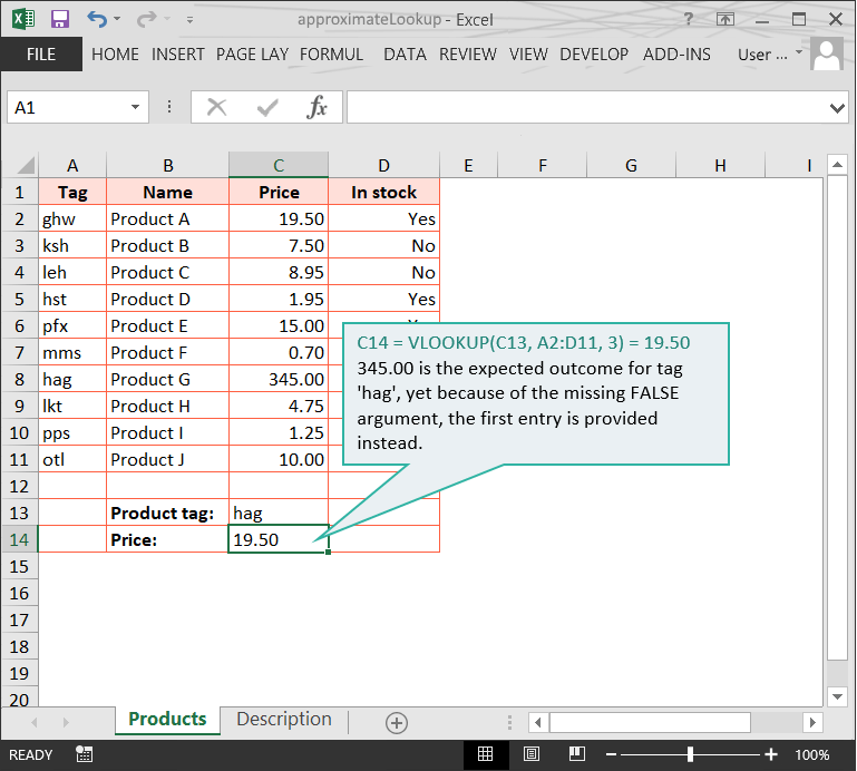 Approximate Lookup // Calculation Doubts in Excel Files // PerfectXL Risk Eliminator