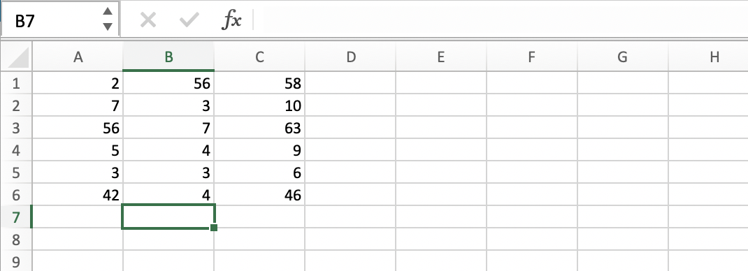 Automatic Expansion of a Formula Range in Excel // PerfectXL