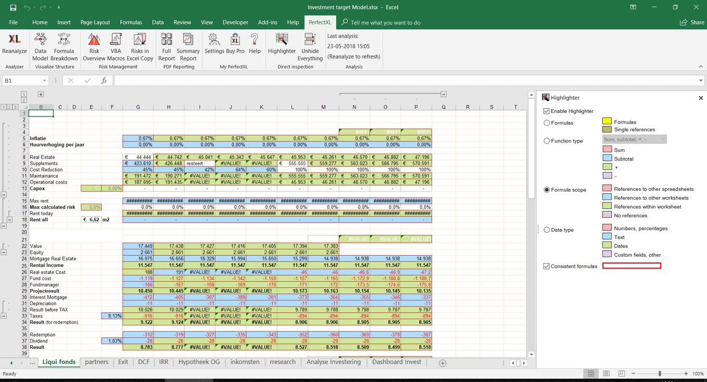 Formula Scope Highlighter // PerfectXL Add-in