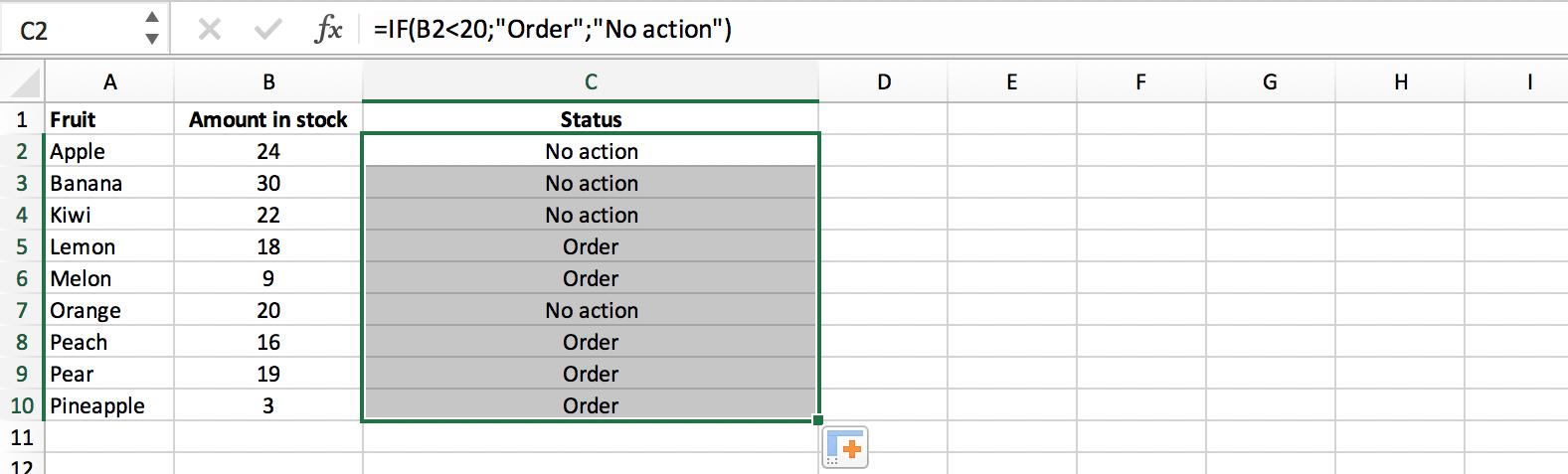 ALS functie (IF) in Excel uitbreiden // Verklarende Woordenlijst Exel // PerfectXL