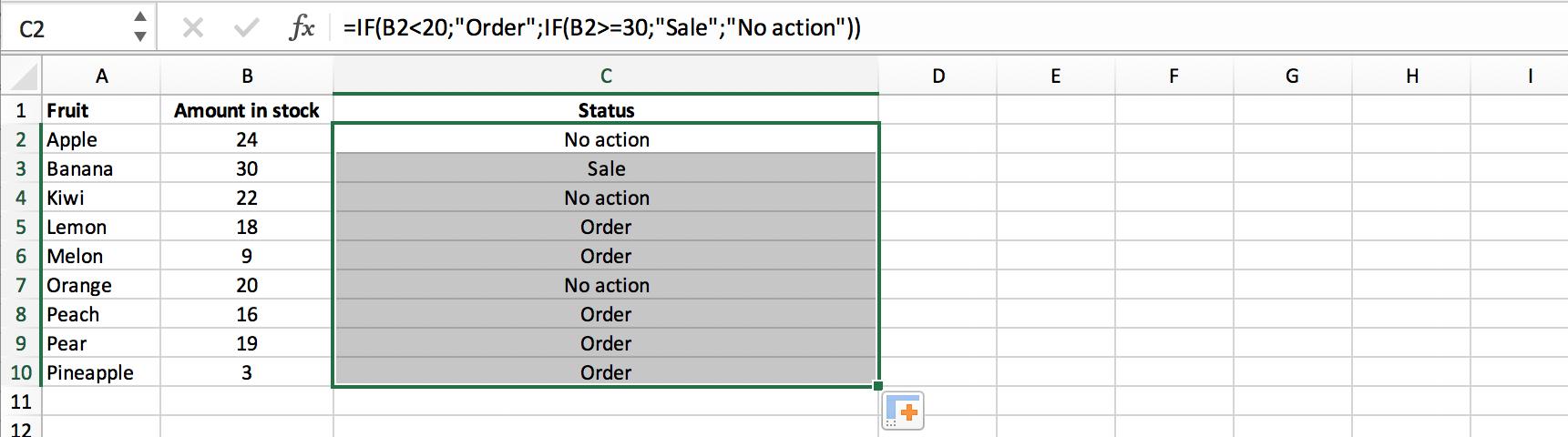 Genestelde ALS functie in Excel uitbreiden // Verklarende Woordenlijst Excel // PerfectXL
